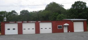 Trout Creek Fire Hall